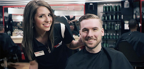 Sport Clips Haircuts of Cypress - Cypress Mill Plaza​ stylist hair cut